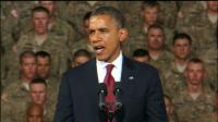 News video: Obama to troops: American influence hasnt waned