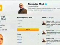 News video: Narendra Modi holds web chat on Google  Hangout